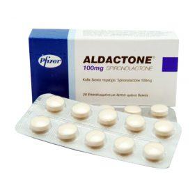 Aldactone (spironolattone)