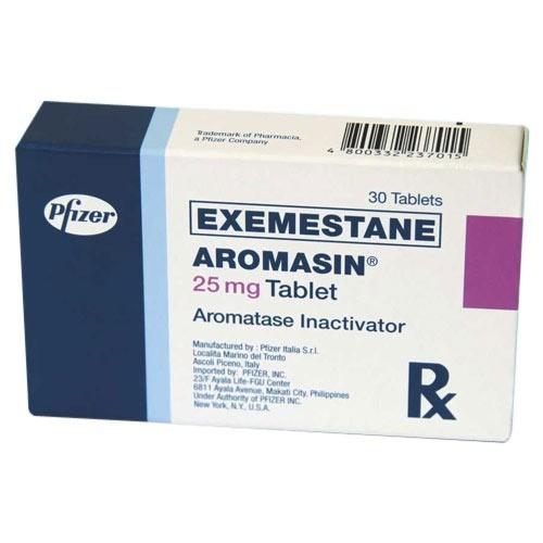 Exemestane (Aromasin)
