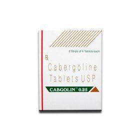Cabergoline (Cabaser)